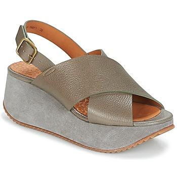 Schuhe Damen Sandalen / Sandaletten Chie Mihara DOUGAN Grau