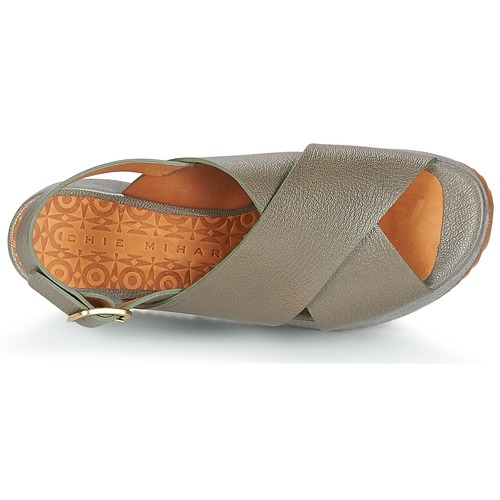 Chie Mihara DOUGAN Grau    Schuhe Sandalen / Sandaletten Damen 189,40 b50fc7