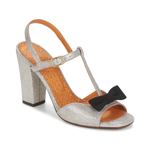 Chie Mihara BRAILE Grau  Schuhe Sandalen / Sandaletten Damen 262,50