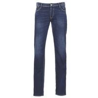 Kleidung Herren Slim Fit Jeans Le Temps des Cerises LOURITA Blau