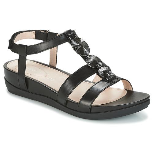 Stonefly EVE Schwarz  Schuhe Sandalen / Sandaletten Damen 79,90