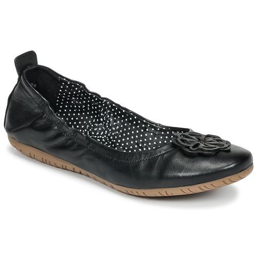 Kickers ROMMY Schwarz  Schuhe Sandalen / Sandaletten Damen 55,19