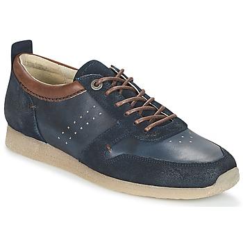 Schuhe Herren Sneaker Low Kickers OLYMPEI Marine