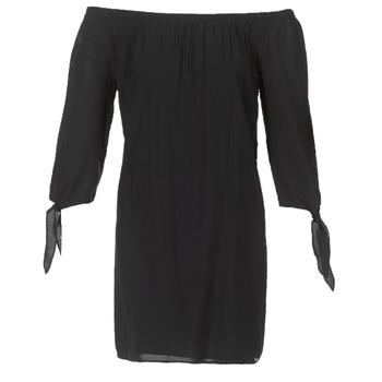 Kleidung Damen Kurze Kleider LPB Woman ARIN Schwarz