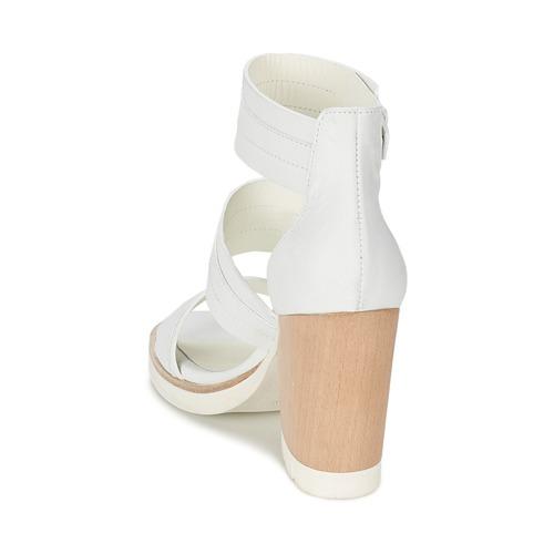 Strategia BARREA Weiss  Schuhe 259,20 Sandalen / Sandaletten Damen 259,20 Schuhe 7e0a3c