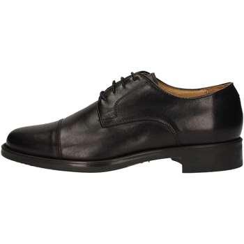 Schuhe Herren Derby-Schuhe Hudson 909 Lace up shoes Mann Schwarz Schwarz