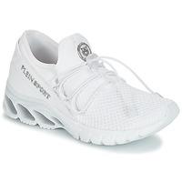 Schuhe Damen Sneaker Low Philipp Plein Sport KRISTEL Weiss