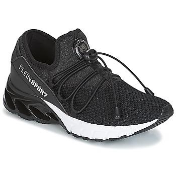 Schuhe Damen Sneaker Low Philipp Plein Sport KRISTEL Schwarz