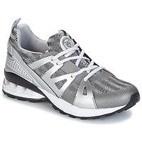 Schuhe Damen Sneaker Low Philipp Plein Sport ARLENIS Grau / Silbern