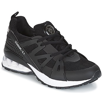 Schuhe Damen Sneaker Low Philipp Plein Sport ARLENIS Schwarz