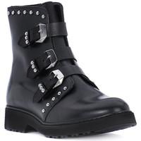 Schuhe Mädchen Stiefel Cult ROSE BLACK Nero