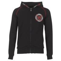 Kleidung Herren Sweatshirts Philipp Plein Sport FLY HIGH Schwarz