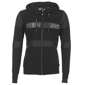 Kleidung Herren Sweatshirts Philipp Plein Sport PART OF ME Schwarz