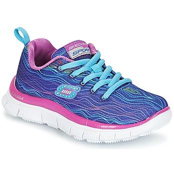 Schuhe Mädchen Multisportschuhe Skechers Skech Appeal Prancy Dance Violett