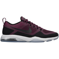 Schuhe Damen Sneaker Low Nike Air Zoom Fitness Women Rot