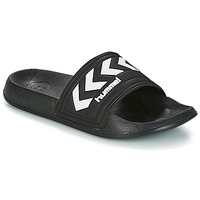 Schuhe Pantoletten Hummel LARSEN SLIPPPER Schwarz