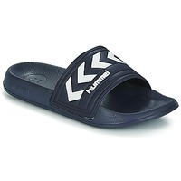 Schuhe Pantoletten Hummel LARSEN SLIPPPER Blau