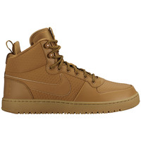 Schuhe Herren Sneaker High Nike Court Borough Mid Winter Braun