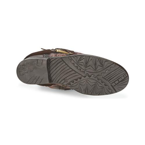 Airstep / A.S.98 VERTI Schokobraun Schuhe Boots Damen 209,30