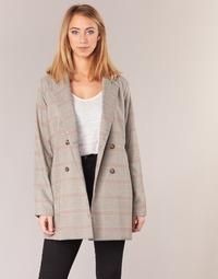 Kleidung Damen Jacken / Blazers Betty London  Beige
