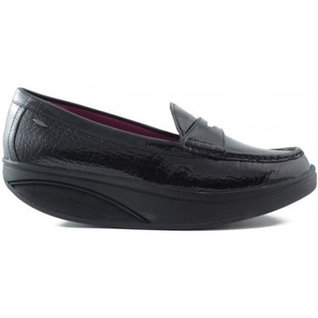 Schuhe Damen Slipper Mbt SHANI LUXE W BLACK