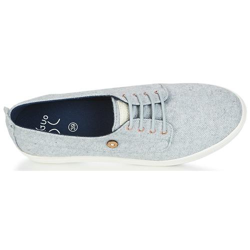 Faguo FIGLONE01 Grau Schuhe Sneaker Low Damen 37,50
