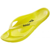 Schuhe Zehensandalen Betula Original Betula Fussbett Energy Neu - Made in Germany Yellow