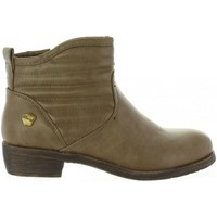 Schuhe Mädchen Low Boots Cheiw 46033 Beige