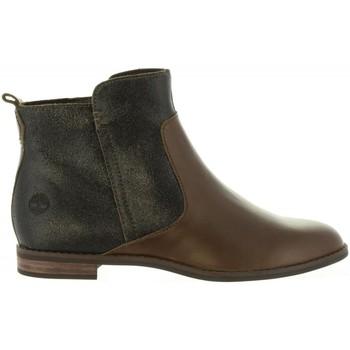 Schuhe Damen Low Boots Timberland A1KM7 Negro