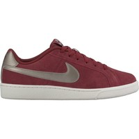 Schuhe Herren Sneaker Low Nike Men's  Court Royale Suede Shoe GRANATE