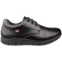 Schuhe Jungen Derby-Schuhe Onfoot SCHUHE  BLUCHER PALA BUFFALO SCHWARZ