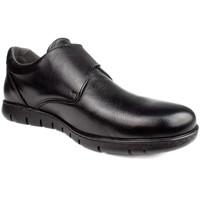 Schuhe Jungen Slipper Onfoot BLUCHER KLETTERSCHUHE BLACK