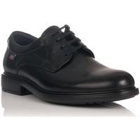 Schuhe Derby-Schuhe CallagHan 89403 Schwarz