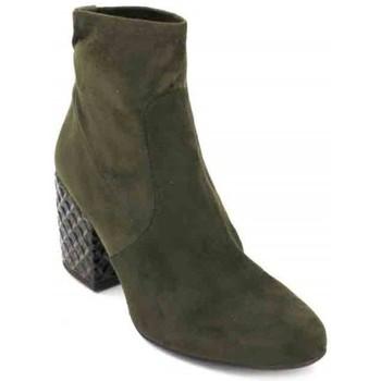 Schuhe Damen Low Boots Pedro Miralles 29785 grün