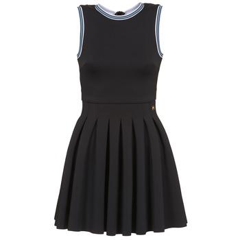 Kleidung Damen Kurze Kleider Manoush ATHLETE Schwarz