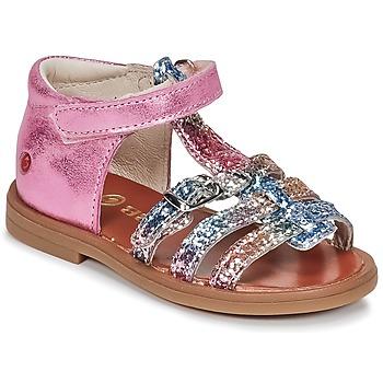 Schuhe Mädchen Sandalen / Sandaletten GBB PHILIPPINE Rose