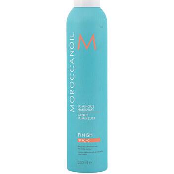 Beauty Spülung Moroccanoil Finish Luminous Hairspray Strong