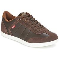 Schuhe Herren Sneaker Low Levi's LOCH Braun