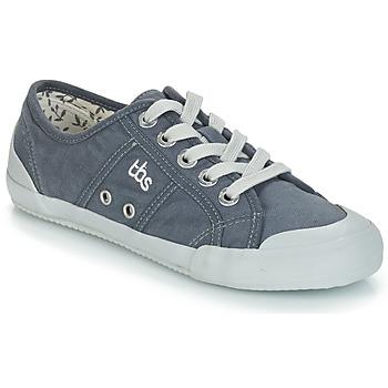 Schuhe Damen Sneaker Low TBS OPIACE Grau