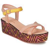 Schuhe Damen Sandalen / Sandaletten Paul & Joe Sister JENI Beige / Multifarben
