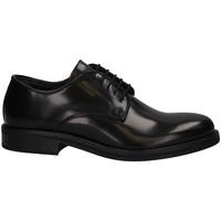 Schuhe Herren Slipper Botticelli PRHU7652 schwarz