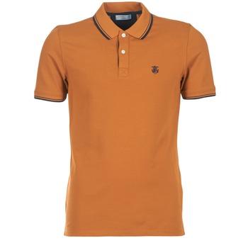 Kleidung Herren Polohemden Selected SEASON Braun