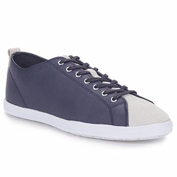 Schuhe Herren Sneaker Low Bobbie Burns BOBBIE LOW Blau