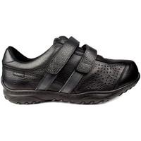 Schuhe Damen Sneaker Low Calzamedi SCHUHE  DEPORTIVO DIABETIC M SCHWARZ