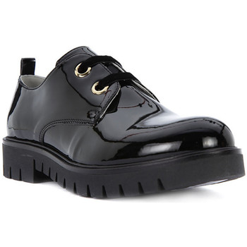 Schuhe Mädchen Slipper Nero Giardini NERO GIARDINI  DIAMOND NERO Nero