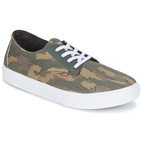 Globe Motley LYT Grün  Schuhe Skaterschuhe Herren 47,99