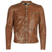 Kleidung Herren Lederjacken / Kunstlederjacken Redskins CROSS Cognac