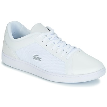 Schuhe Herren Sneaker Low Lacoste ENDLINER 317 1 Weiss