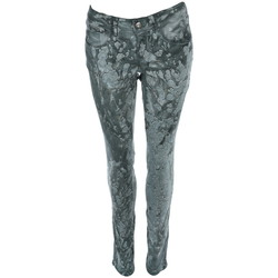 Kleidung Damen Slim Fit Jeans Nü By Staff - 515810318 grün