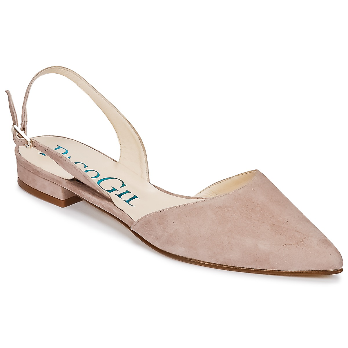 Paco Gil MARIE TOFLEX Rose - Kostenloser Versand bei Spartoode ! - Schuhe Sandalen / Sandaletten Damen 111,20 €